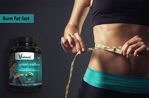 Vubasil Green Coffee Beans Extract 90 Capsules