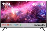 TCL 40-Inch Full HD Smart Android LED TV (40S6500FS)
