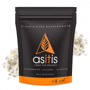 AS-IT-IS Nutrition Raw Whey Protein Concentrate 80% 250Gm