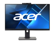 Acer B247Y 23.8 Inch IPS FHD LED Monitor with inbuilt Webcam & Stereo Speakers