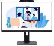 Acer B277 27 Inch IPS FHD LED Monitor with inbuilt Webcam & Stereo Speakers
