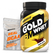 Bigmuscles Nutrition Premium Gold Whey Protein 1Kg