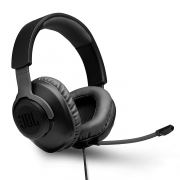 JBL Quantum 100 Wired Gaming Headphone with Mic