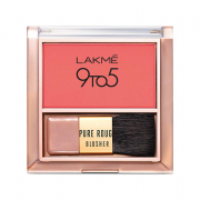 Lakmé 9 To 5 Pure Coral Punch Rouge Blusher 6g