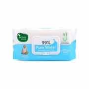 Mother Sparsh 99% Pure Water Baby Wipes (72 Pcs.)