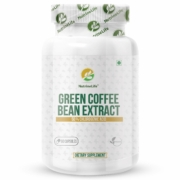 NutrineLife Green Coffee Bean Extract 60 Capsules