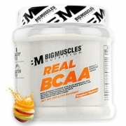 Bigmuscles Nutrition Real BCAA Powder